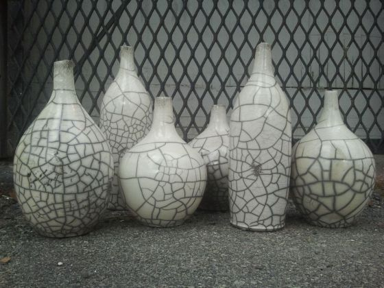 Ceramic wonderfulness from Irene McCollam at ReCreate