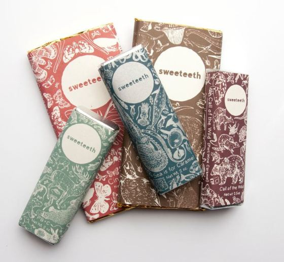 Sweeteeth Chocolates will be Fabrika... I know from personal experience they are delicious...